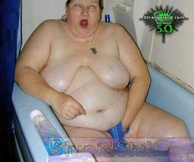 фото толстых пьяных голых женщин